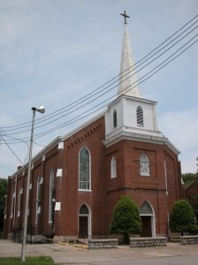 CHURCH OF OUR LADY 3511 Rudd St Louisville KY 40212